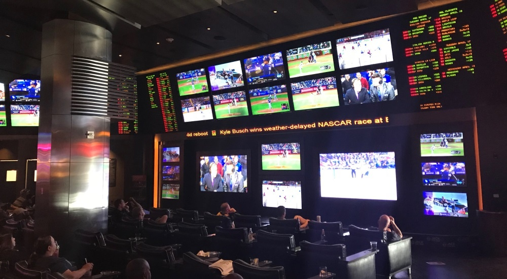 Planet Hollywood Racebook & Sportsbook