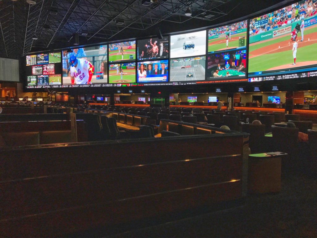 Sports Books With Private Rooms Vegas